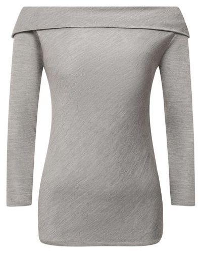 Пуловер - серый Ralph Lauren