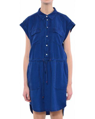 Платье - синее Twin-set