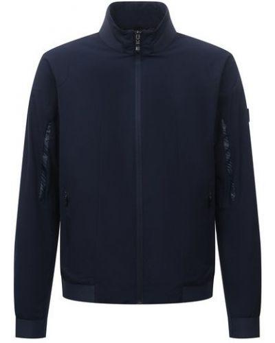 Синяя куртка немецкая Boss
