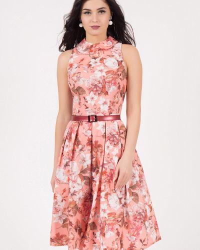 416f4e318c9e8c6 Женские коралловые летние платья - купить в интернет-магазине - Shopsy