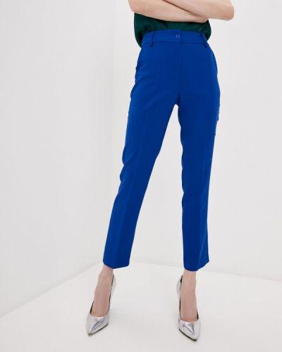 Повседневные синие брюки Tantra