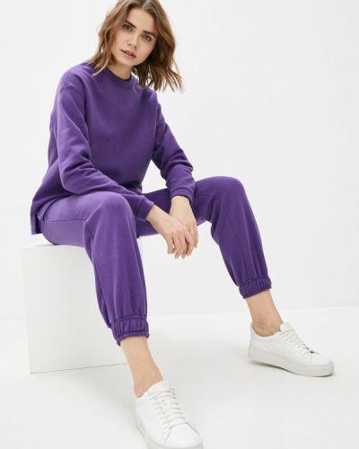 Костюмный фиолетовый спортивный костюм Irma Dressy