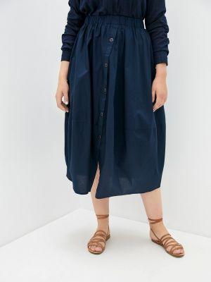 Синяя юбка Chic De Femme