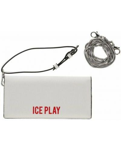 Biały portfel Ice Play