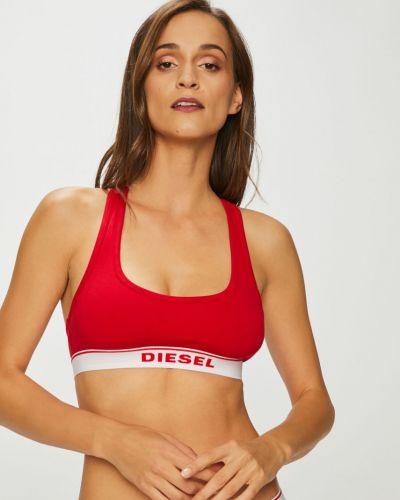 Спортивный костюм красный на резинке Diesel