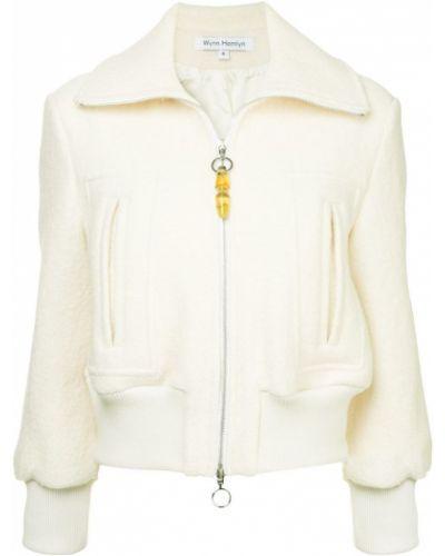 Куртка белая Wynn Hamlyn