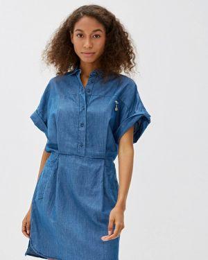 Платье платье-рубашка индийский Colin's
