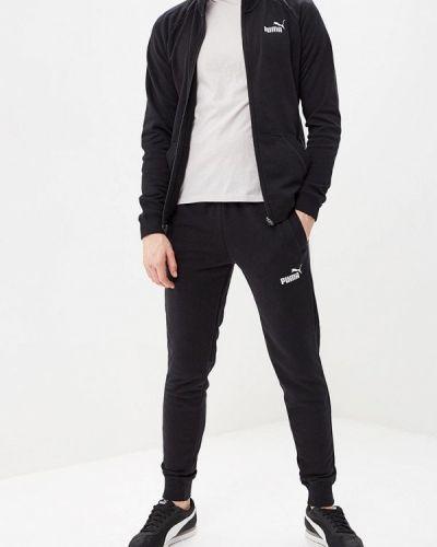 Спортивный костюм черный Puma
