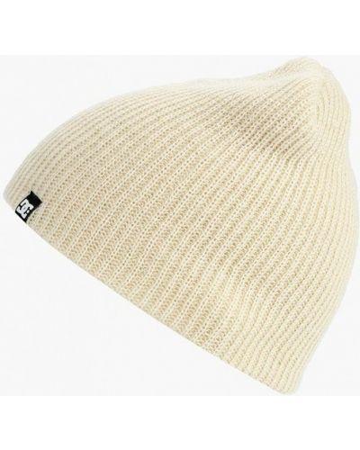 Белая шапка осенняя Dc Shoes