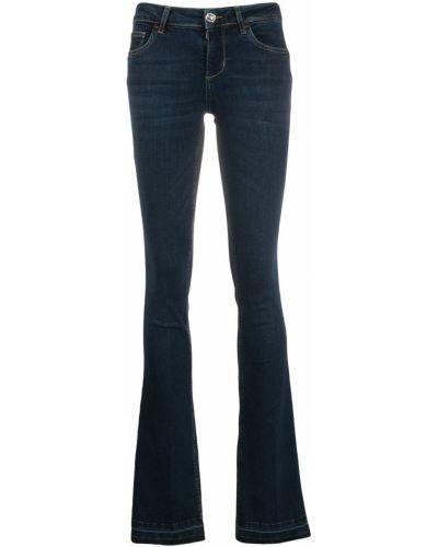Широкие джинсы стрейч mom Liu Jo