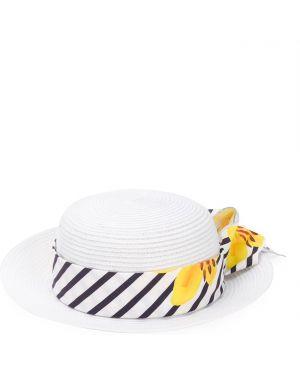 Шляпа белая Lapin House