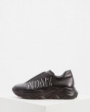 Кроссовки черные Nando Muzi