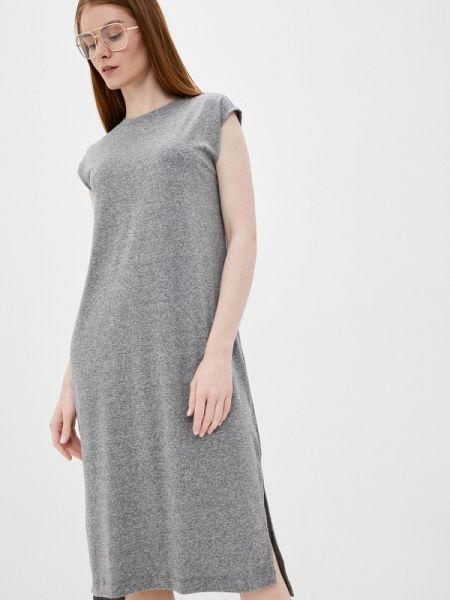 Серое платье Gap