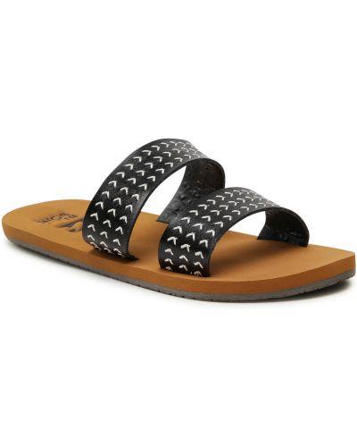 Czarne sandały casual Billabong
