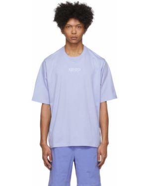 Koszula krótkie z krótkim rękawem karmazynowy z logo Kenzo