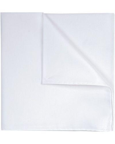Biały szalik Profuomo
