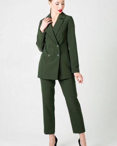 Зеленый брючный костюм Irma Dressy