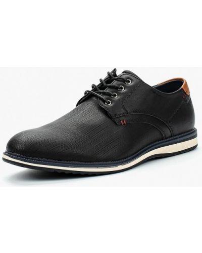 Черные туфли Elong