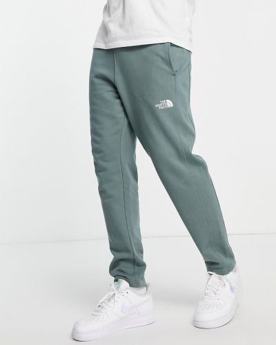 Joggery - zielone The North Face