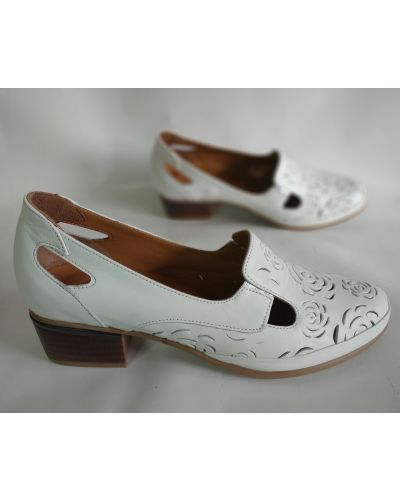 Кожаные туфли Sherlock Soon