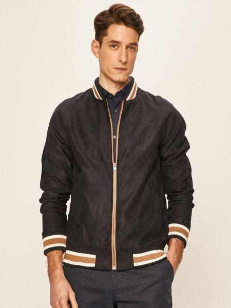 Прямая синяя куртка с подкладкой Jack & Jones
