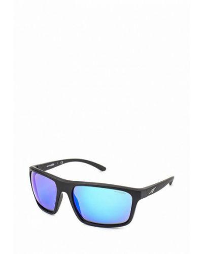 Солнцезащитные очки черные итальянский Arnette