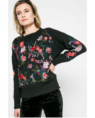 Вязаный свитер в полоску Answear