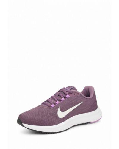 Фиолетовые кроссовки резиновые Nike