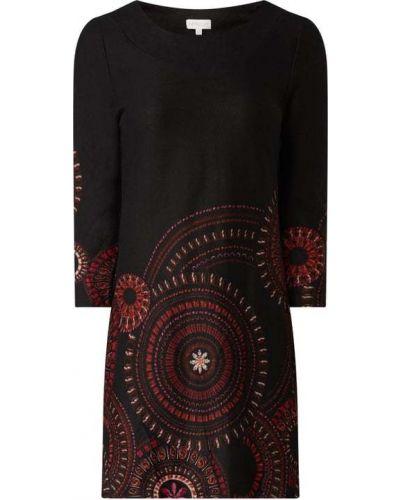 Czarna sukienka Apricot