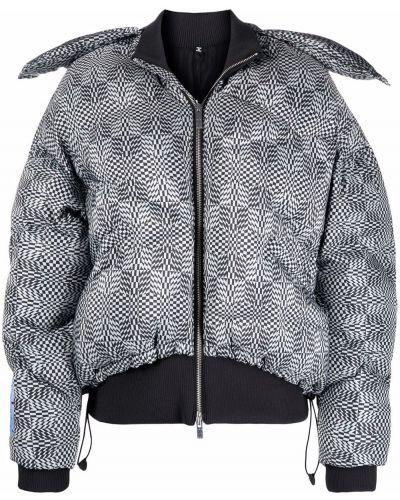 Дутая куртка - белая Mcq