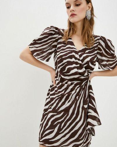 Платье с запахом Miss Sixty