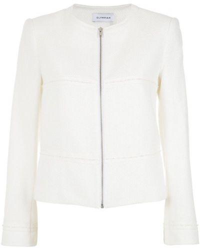 Куртка с жемчугом твидовая Olympiah
