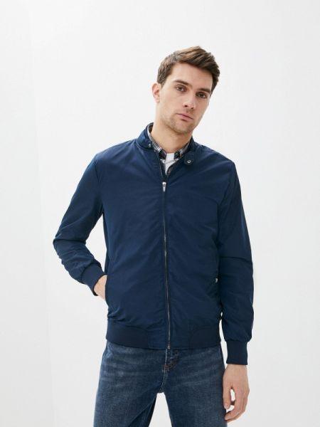 Синяя облегченная куртка Top Secret