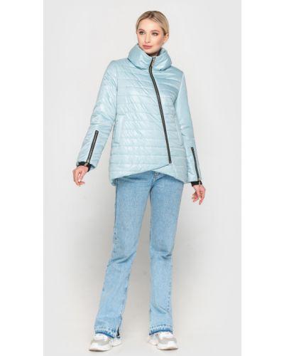 Куртка на молнии - мятная Kattaleya