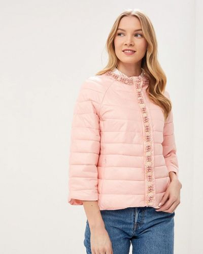 Утепленная куртка - розовая Adrixx