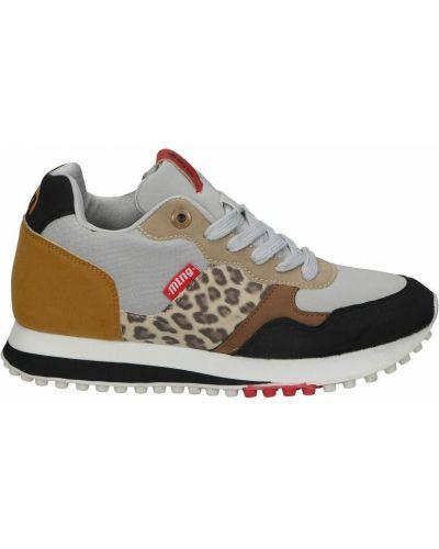 Beżowe sneakersy Mtng