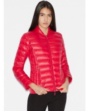 Повседневная куртка - красная Armani Exchange