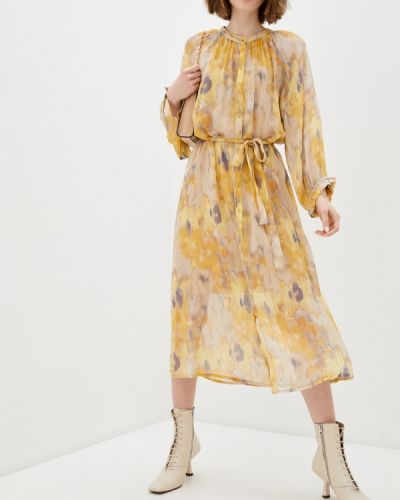 Платье - желтое Part Two
