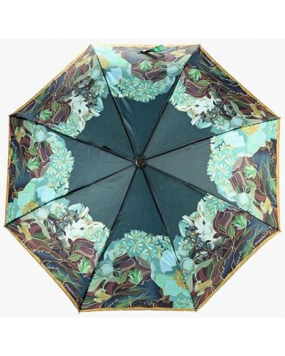 Зеленый зонт Eleganzza