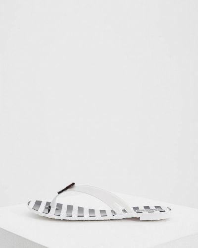 Белые сланцы Karl Lagerfeld