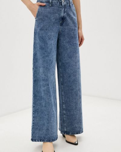 Расклешенные джинсы Ichi