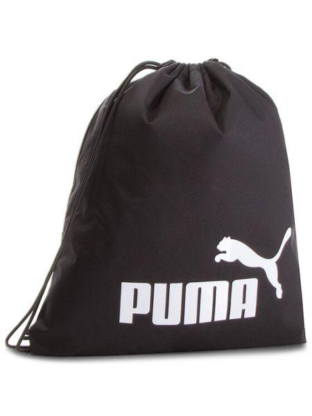 Plecak worek - czarny Puma