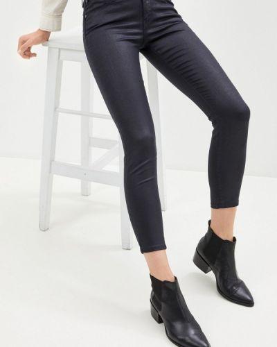 Черные джинсы-скинни узкого кроя Rifle