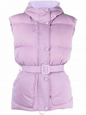Куртка с капюшоном - фиолетовая Ienki Ienki