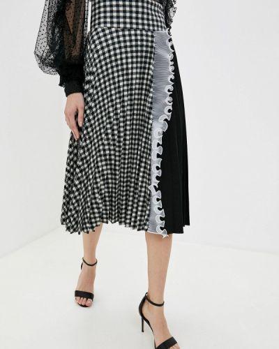 Плиссированная юбка Frankie Morello