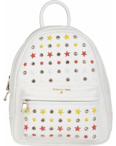 Рюкзак с отделениями на молнии Patrizia Pepe