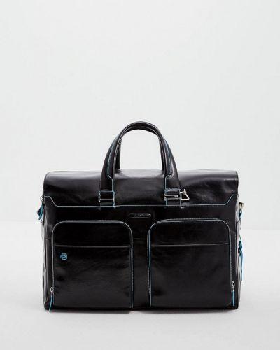 Кожаная сумка дорожная Piquadro