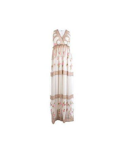 Летнее платье бежевое Blugirl