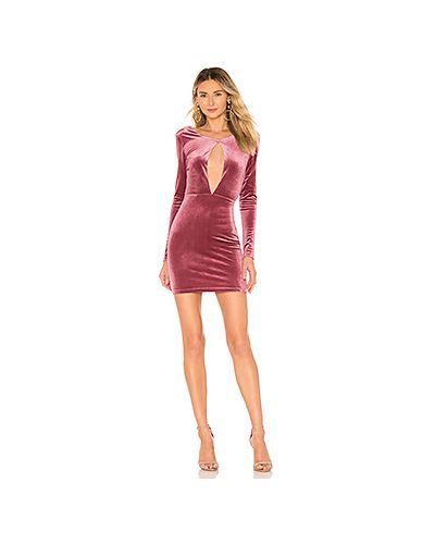 Платье на молнии с вырезом By The Way.