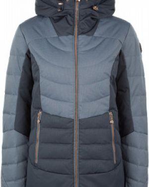 Куртка с капюшоном горнолыжная спортивная VÖlkl